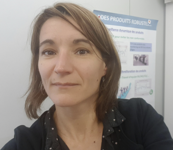 Aline, Responsable Excellence Operationnelle