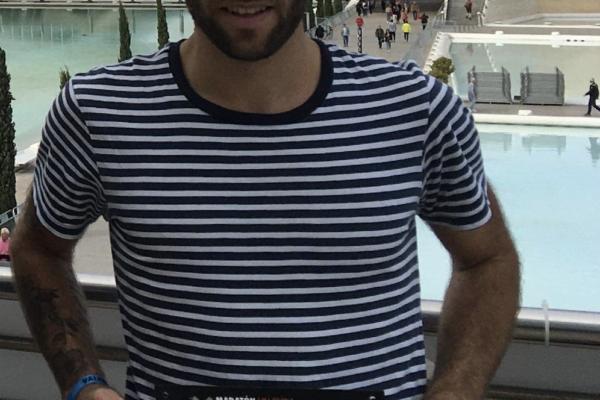 Antoine, athlète marathonien