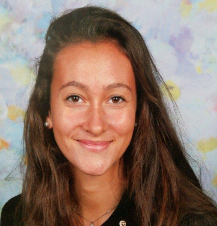 Hermine, lycéenne et athlète